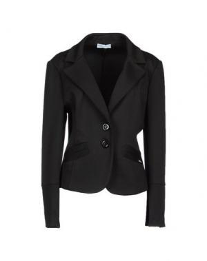 Пиджак MRESALE. Цвет: черный
