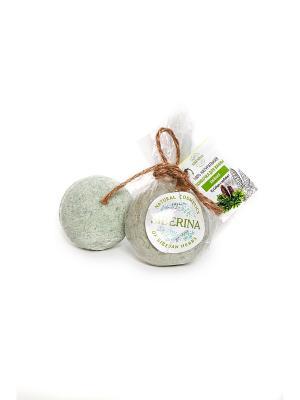 Набор бомбочек для ванны Хвойная Siberina. Цвет: зеленый
