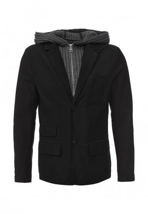 Пальто Dry Laundry. Цвет: черный