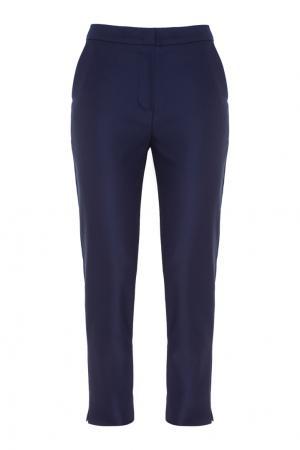 Хлопковые брюки Freshblood. Цвет: none