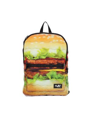 Рюкзак Mojo Backpacks. Цвет: черный, синий