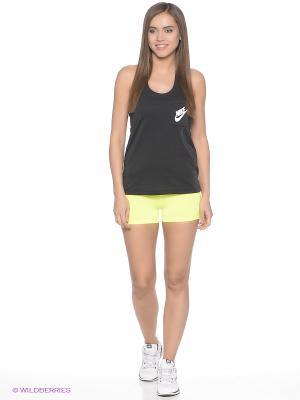 Шорты NP CL 3 SHORT Nike. Цвет: желтый