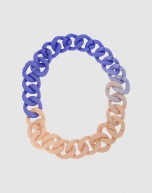 Ожерелье NUR. Цвет: пастельно-синий