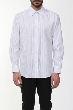 Рубашка REIKARTZ. Цвет: белый, серый