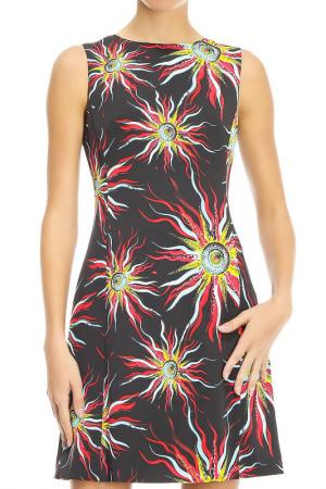 Платье Fausto Puglisi. Цвет: черный