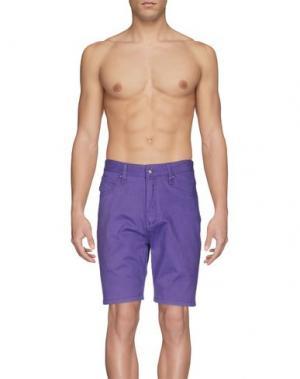 Пляжные брюки и шорты RIPCURL. Цвет: фиолетовый