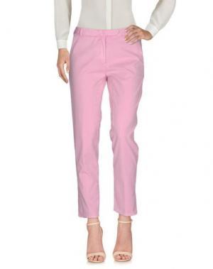 Повседневные брюки QCQC. Цвет: розовый