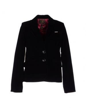Пиджак IRON FIST. Цвет: черный