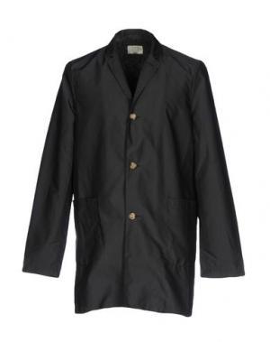Легкое пальто SUIT Est. 2004. Цвет: стальной серый