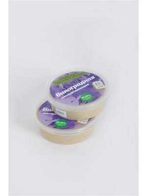 Набор из 2-х массажных очищающих плиток для тела Виноградная омолаживающая по 90гр. Мыловаров. Цвет: фиолетовый