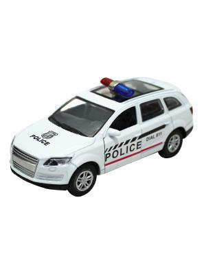 Машина Полиция 1:39 HOFFMANN. Цвет: белый