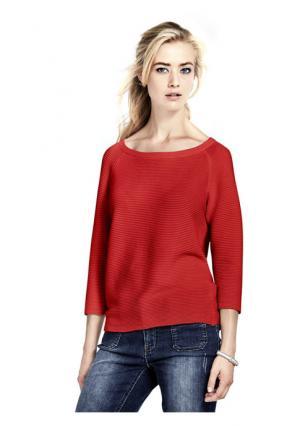 Пуловер B.C. BEST CONNECTIONS by Heine. Цвет: красный, темно-синий, черный