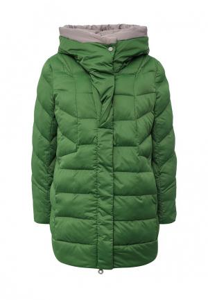 Куртка утепленная Savage. Цвет: зеленый