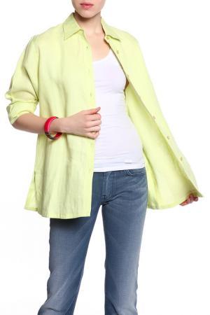 Рубашка Riani. Цвет: зеленый