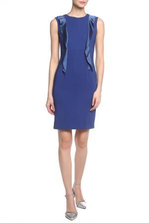 Платье Cinzia Rocca. Цвет: синий