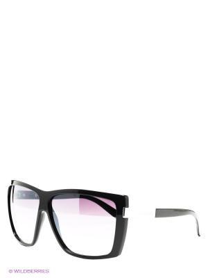 Солнцезащитные очки GF Ferre. Цвет: черный