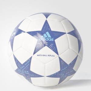 Футбольный мяч (подарочный) FINALE16RM MIN  Performance adidas. Цвет: белый