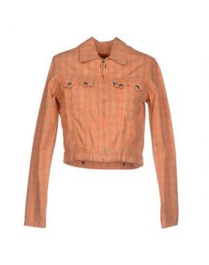 Куртка CHIPIE. Цвет: оранжевый