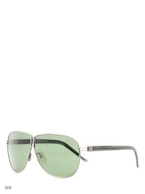 Солнцезащитные очки RR 529 02 Rock & Republic. Цвет: серебристый, зеленый