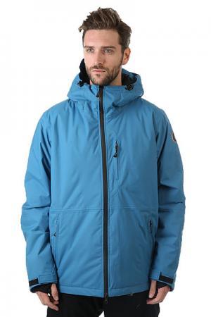 Куртка  Parkkiller Navy Anteater. Цвет: синий