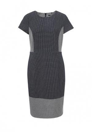 Платье Olsen. Цвет: синий