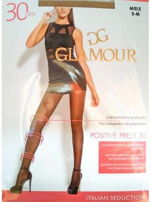 Positive press Glamour. Цвет: бежевый