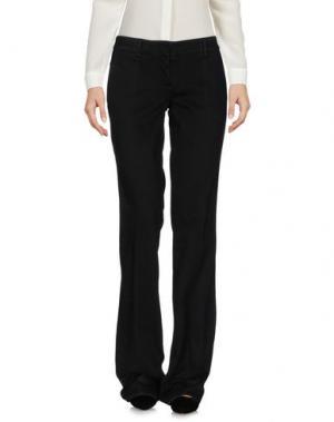 Повседневные брюки SIVIGLIA. Цвет: черный