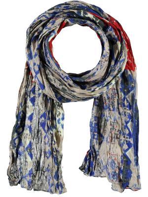 Платок Passigatti. Цвет: синий