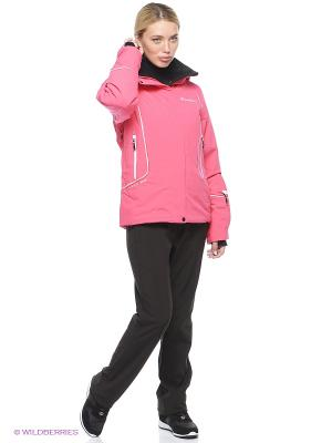 Куртка Rukka. Цвет: розовый
