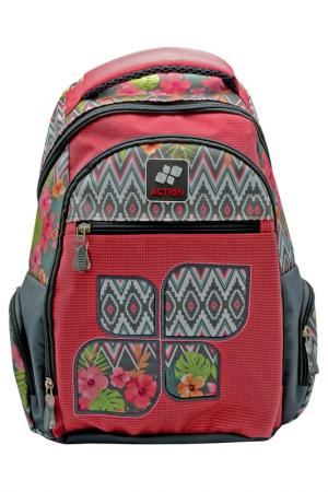 Рюкзак ACTION!. Цвет: красный
