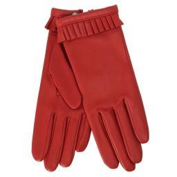 Перчатки  FROUFROU/S темно-красный AGNELLE