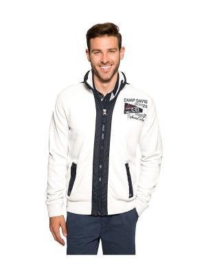 Куртка Camp David. Цвет: белый