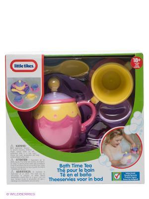 Игрушка для ванны Little Tikes. Цвет: розовый, желтый, сиреневый