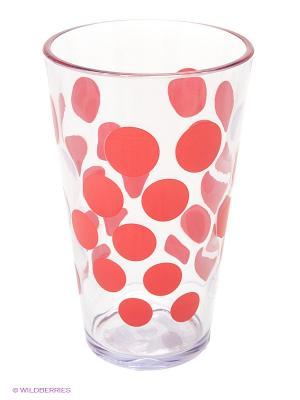 Стакан Zak!designs. Цвет: розовый