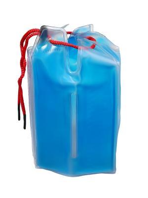 Муфта для охлаждения бутылок Migura. Цвет: синий, прозрачный, красный