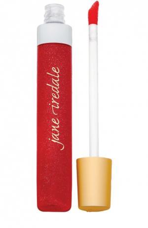 Блеск для губ Красная смородина Lip Gloss Red Currant jane iredale. Цвет: бесцветный