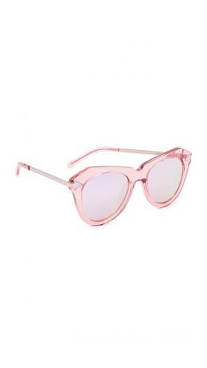 Солнцезащитные очки One Star Karen Walker