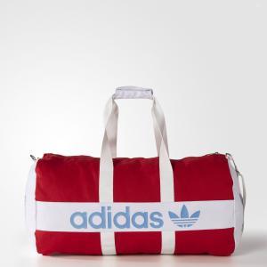 Спортивная сумка Alltimers  Originals adidas. Цвет: белый