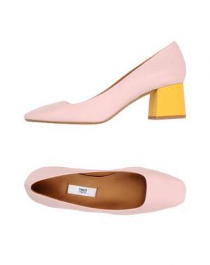 Туфли MIISTA. Цвет: розовый