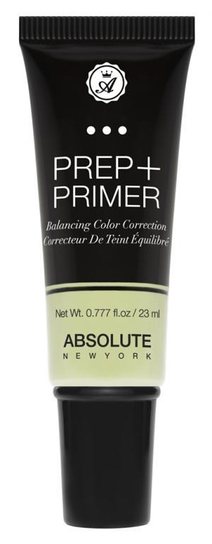 Праймер Absolute New York 01 Green. Цвет: 01 green