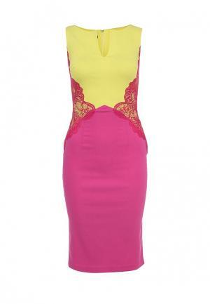 Платье Hybrid. Цвет: разноцветный
