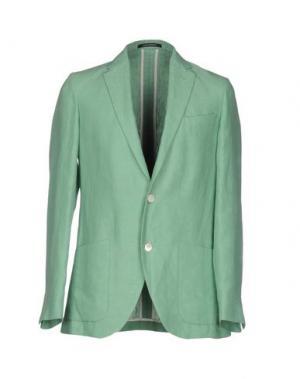 Пиджак RICHARD JAMES. Цвет: зеленый