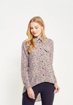 Рубашка Sahera Rahmani. Цвет: серый
