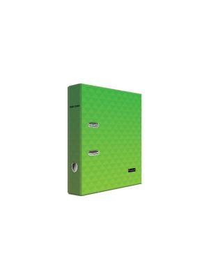 Регистратор ламинированный 8см Pierre Cardin Geometrie Green. Цвет: зеленый