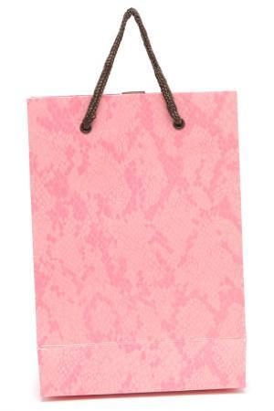 Пакет подарочный Victorias Secret Victoria's. Цвет: светло-розовый