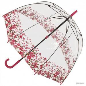 Umbrellas L042 (L042-2643 FloralBorder) Fulton. Цвет: белый