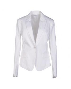 Пиджак GERMANO ZAMA. Цвет: белый