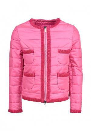 Куртка утепленная Odri. Цвет: розовый