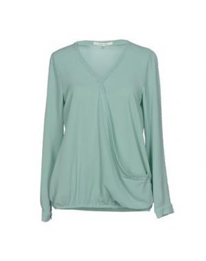 Блузка GIORGIA & JOHNS. Цвет: светло-зеленый