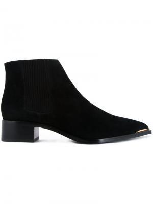 Ботинки Leon II Senso. Цвет: чёрный